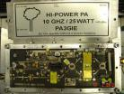 10 GHz 3CM High-Power PA 200mWatt > 25Watt