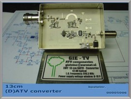 13CM (D)ATV Converter (EMT)