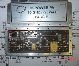 3cm Hi-Power PA 200mW in  25 Watt out