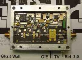 3CM PA 40 m.Watt in 5 Watt out