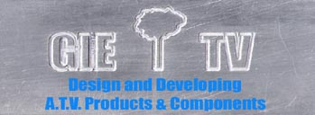 zendamateur onderdelen - GIE T.V. ATV Design & Development